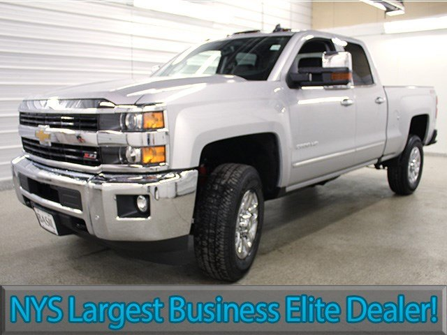 2017 Silverado 2500 Double Cab 4x4, Pickup #17C170T - photo 3