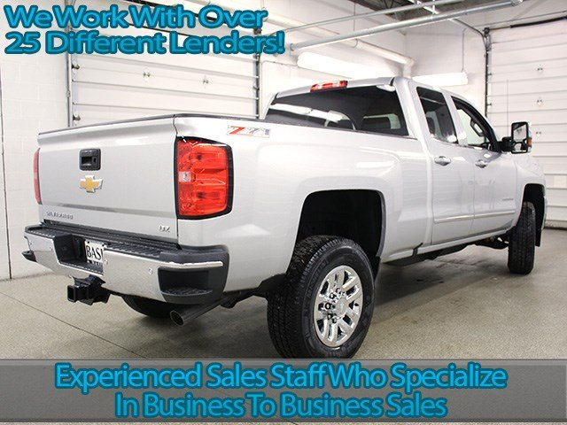 2017 Silverado 2500 Double Cab 4x4, Pickup #17C170T - photo 2