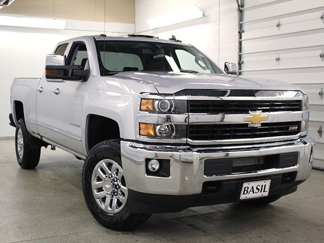 2017 Silverado 2500 Double Cab 4x4, Pickup #17C170T - photo 8