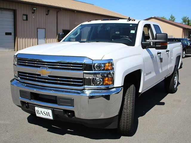 2017 Silverado 2500 Double Cab 4x4, Pickup #17C171T - photo 7