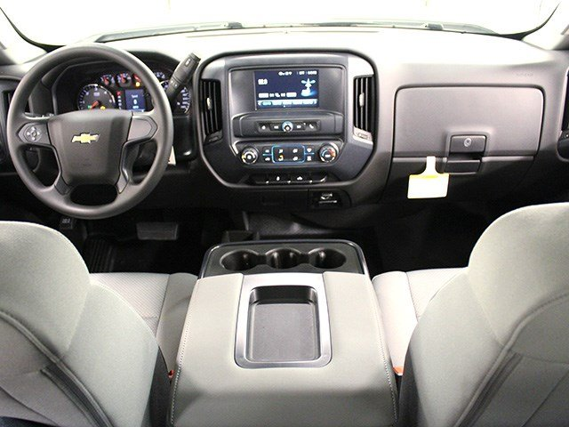2017 Silverado 2500 Double Cab 4x4, Pickup #17C173T - photo 18
