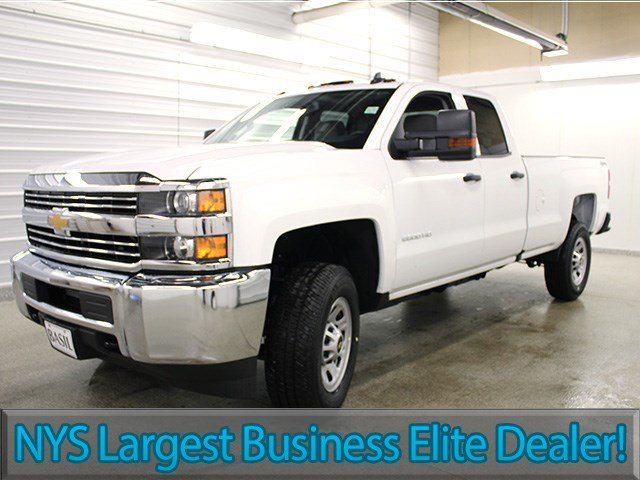 2017 Silverado 2500 Double Cab 4x4, Pickup #17C173T - photo 3