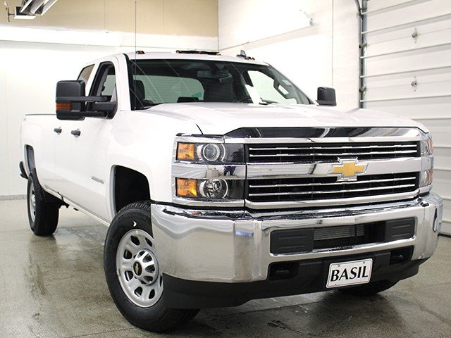 2017 Silverado 2500 Double Cab 4x4, Pickup #17C173T - photo 8