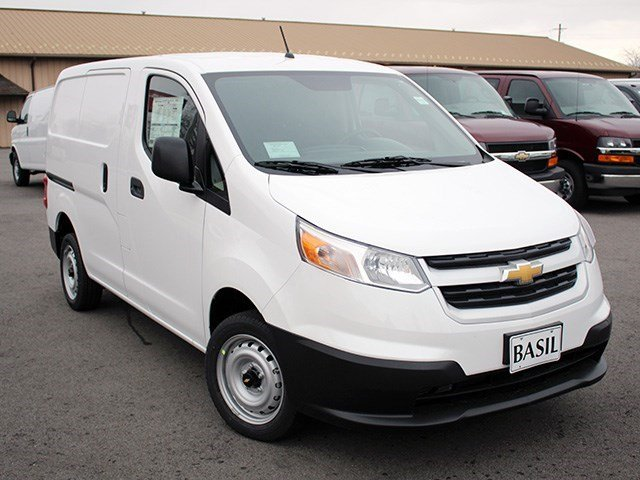 2017 City Express, Cargo Van #17C17T - photo 9