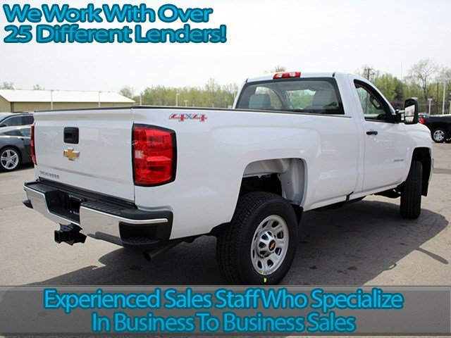 2017 Silverado 2500 Regular Cab 4x4, Pickup #17C180T - photo 2