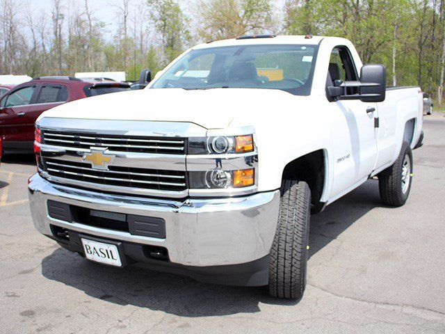 2017 Silverado 2500 Regular Cab 4x4, Pickup #17C180T - photo 7