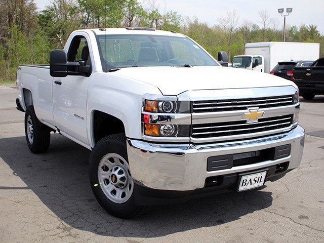 2017 Silverado 2500 Regular Cab 4x4, Pickup #17C180T - photo 8