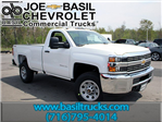 2017 Silverado 2500 Regular Cab 4x4, Pickup #17C180T - photo 1