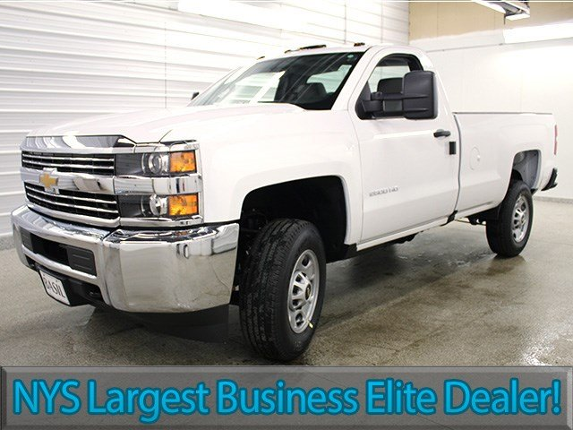 2017 Silverado 2500 Regular Cab, Pickup #17C181T - photo 3