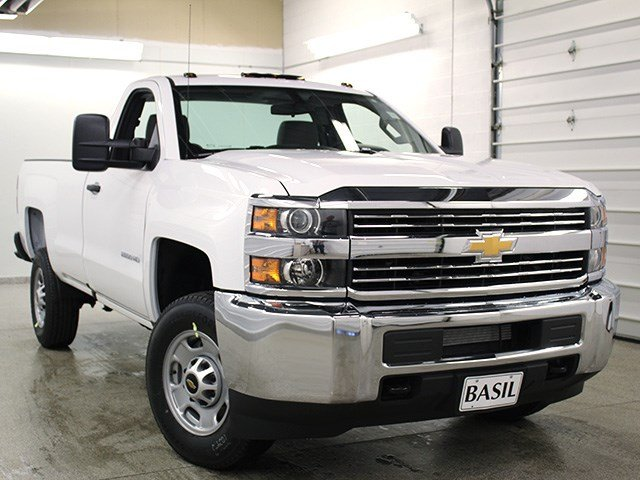 2017 Silverado 2500 Regular Cab, Pickup #17C181T - photo 8