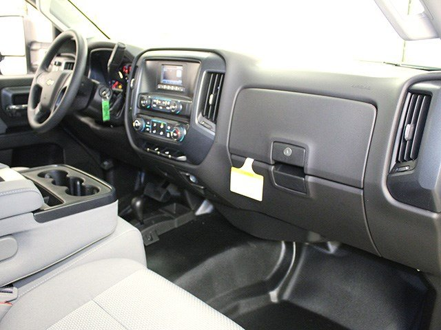 2017 Silverado 2500 Regular Cab 4x4, Chevrolet Pickup #17C182T - photo 4