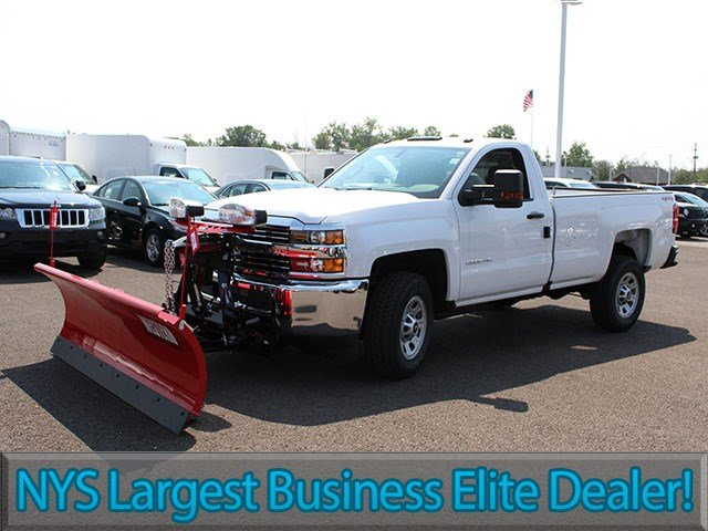 2017 Silverado 2500 Regular Cab 4x4, Chevrolet Pickup #17C182T - photo 5