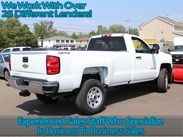 2017 Silverado 2500 Regular Cab 4x4, Chevrolet Pickup #17C182T - photo 2