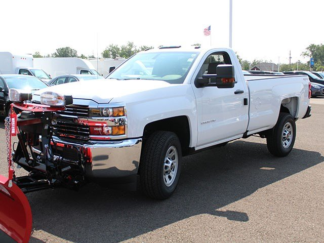2017 Silverado 2500 Regular Cab 4x4, Chevrolet Pickup #17C182T - photo 9