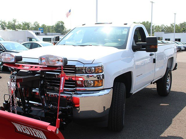 2017 Silverado 2500 Regular Cab 4x4, Chevrolet Pickup #17C182T - photo 10