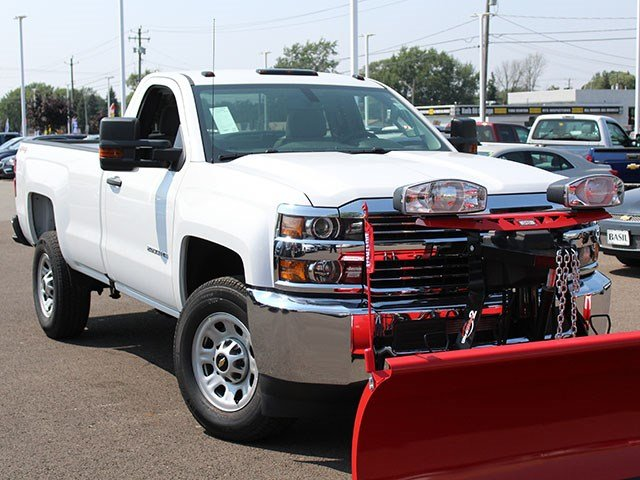 2017 Silverado 2500 Regular Cab 4x4, Chevrolet Pickup #17C182T - photo 11