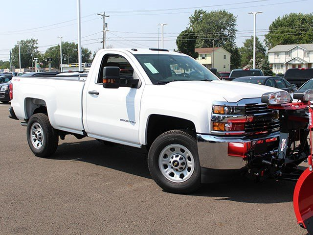 2017 Silverado 2500 Regular Cab 4x4, Chevrolet Pickup #17C182T - photo 12