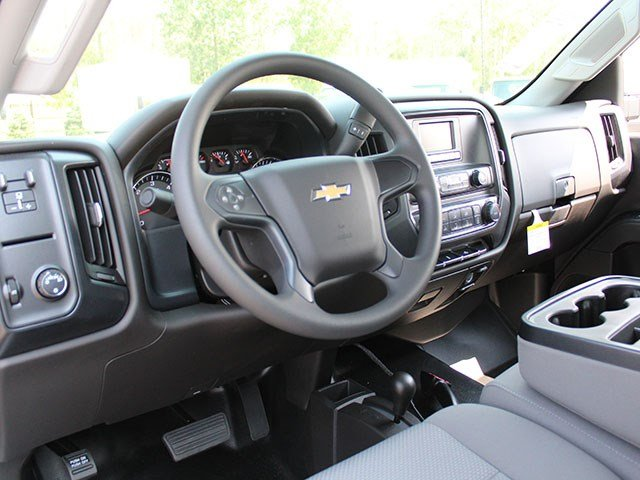 2017 Silverado 2500 Regular Cab 4x4, Chevrolet Pickup #17C182T - photo 20