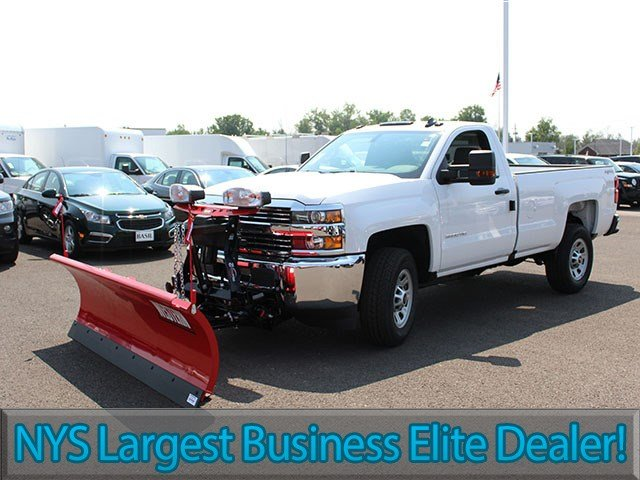 2017 Silverado 3500 Regular Cab 4x4, Chevrolet Pickup #17C183T - photo 6