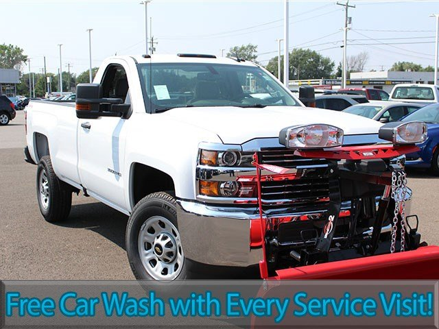 2017 Silverado 3500 Regular Cab 4x4, Chevrolet Pickup #17C183T - photo 8