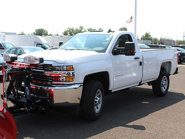 2017 Silverado 3500 Regular Cab 4x4, Chevrolet Pickup #17C183T - photo 11