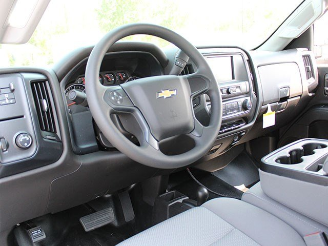 2017 Silverado 3500 Regular Cab 4x4, Chevrolet Pickup #17C183T - photo 19