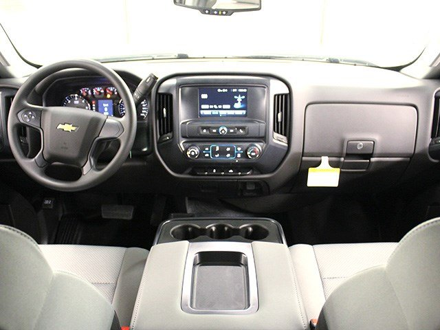 2017 Silverado 2500 Double Cab 4x4, Pickup #17C187T - photo 18