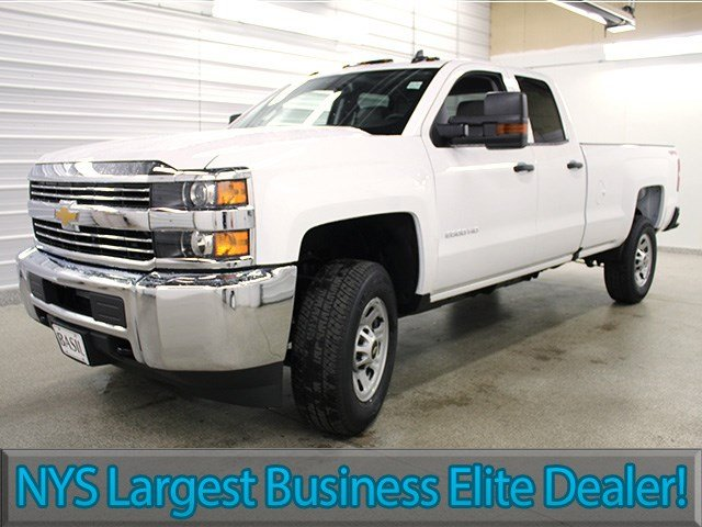 2017 Silverado 2500 Double Cab 4x4, Pickup #17C187T - photo 3