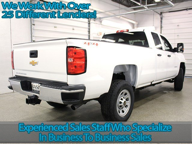 2017 Silverado 2500 Double Cab 4x4, Pickup #17C187T - photo 2