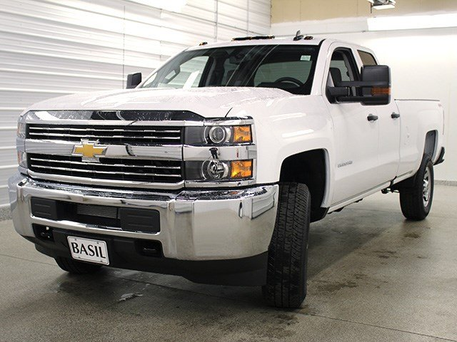 2017 Silverado 2500 Double Cab 4x4, Pickup #17C187T - photo 7