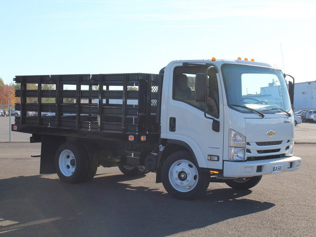 2017 LCF 4500 Regular Cab, Knapheide Value-Master X Stake Bed #17C188T - photo 3