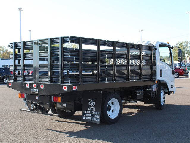 2017 LCF 4500 Regular Cab, Knapheide Value-Master X Stake Bed #17C188T - photo 2