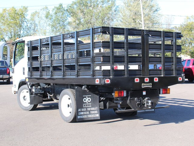 2017 LCF 4500 Regular Cab, Knapheide Value-Master X Stake Bed #17C188T - photo 9