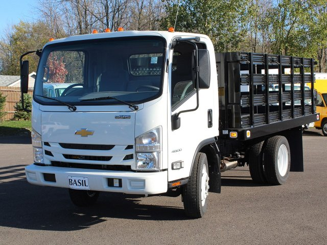 2017 LCF 4500 Regular Cab, Knapheide Value-Master X Stake Bed #17C188T - photo 15