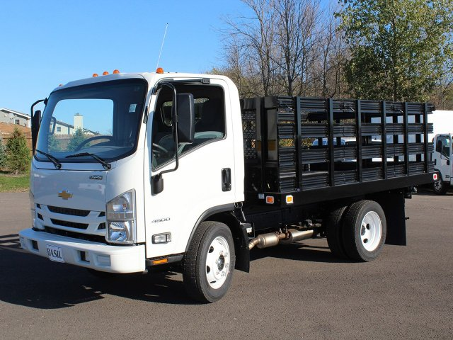 2017 LCF 4500 Regular Cab, Knapheide Value-Master X Stake Bed #17C188T - photo 26