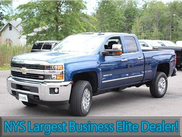 2017 Silverado 2500 Double Cab 4x4, Pickup #17C199T - photo 3