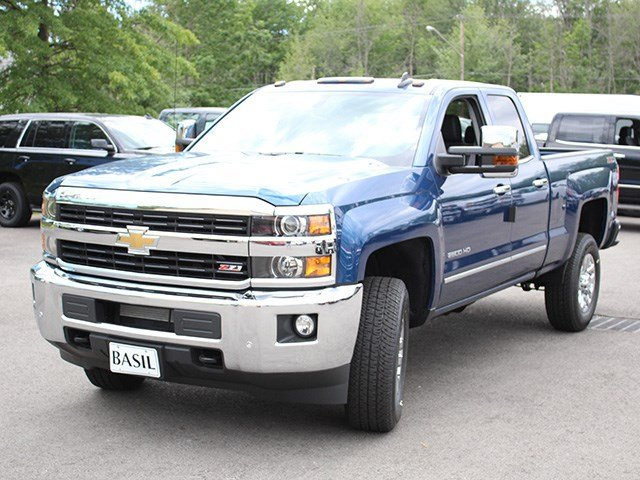 2017 Silverado 2500 Double Cab 4x4, Pickup #17C199T - photo 7
