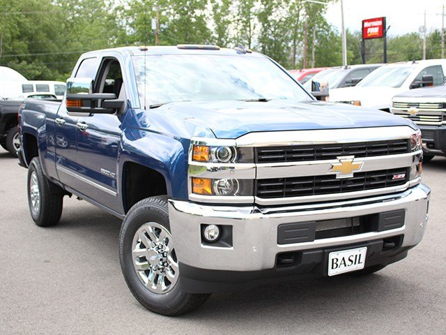 2017 Silverado 2500 Double Cab 4x4, Pickup #17C199T - photo 8
