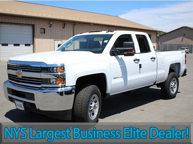 2017 Silverado 2500 Double Cab 4x4, Pickup #17C200T - photo 3