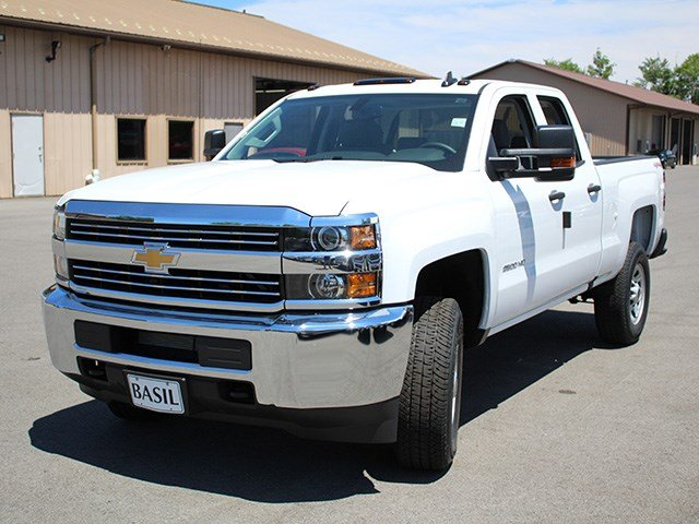 2017 Silverado 2500 Double Cab 4x4, Pickup #17C200T - photo 7