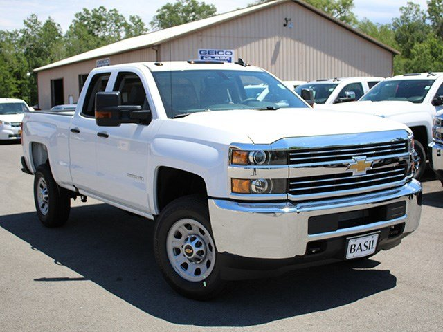 2017 Silverado 2500 Double Cab 4x4, Pickup #17C200T - photo 8