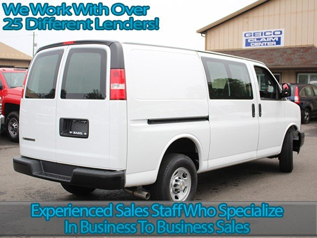 2017 Express 2500 Cargo Van #17C205T - photo 4