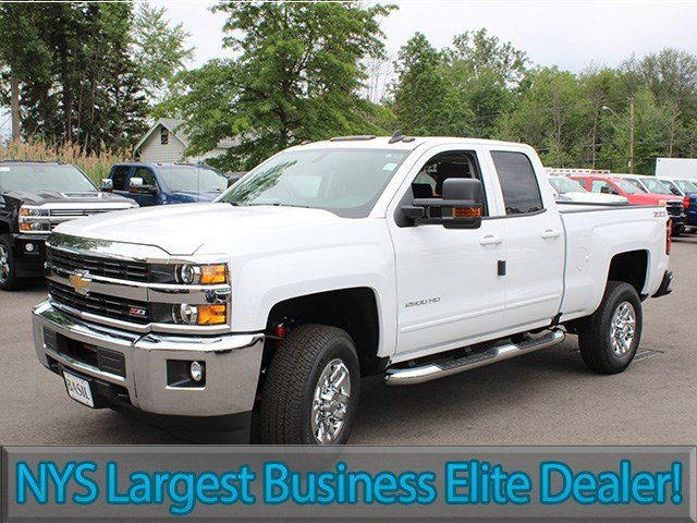 2017 Silverado 2500 Double Cab 4x4, Pickup #17C208T - photo 3