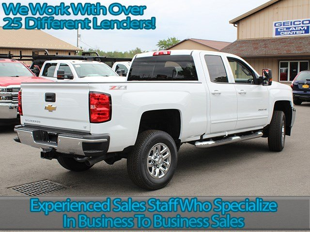 2017 Silverado 2500 Double Cab 4x4, Pickup #17C208T - photo 2