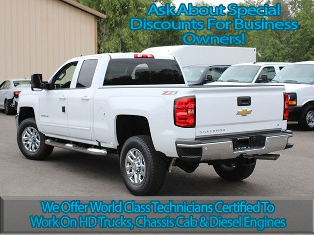 2017 Silverado 2500 Double Cab 4x4, Pickup #17C208T - photo 6