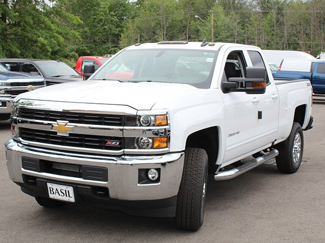 2017 Silverado 2500 Double Cab 4x4, Pickup #17C208T - photo 7