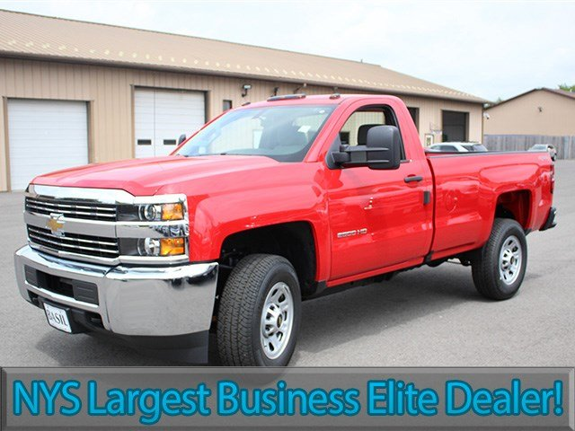 2017 Silverado 2500 Regular Cab 4x4, Pickup #17C215T - photo 3
