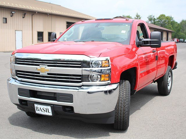 2017 Silverado 2500 Regular Cab 4x4, Pickup #17C215T - photo 7