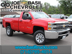 2017 Silverado 2500 Regular Cab 4x4, Pickup #17C215T - photo 1