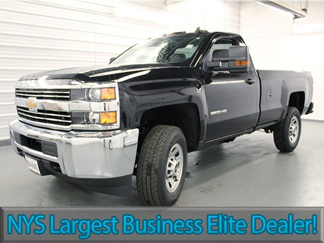 2017 Silverado 2500 Regular Cab 4x4, Pickup #17C216T - photo 3
